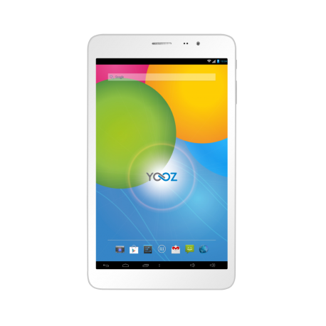 YooZ MyPad i800HD, intel Dual Core, 8Gb, 3G, Blanche