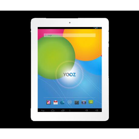 YooZ MyPad i970 FHD, Retina, Intel, Quad Core, 16Gb, 3G, Wi-Fi, Blanche