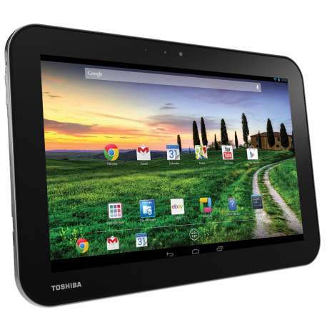 """Toshiba eXcite Pure AT10-A-104, 16 Gb, 10.1"""",  Wi-Fi"""