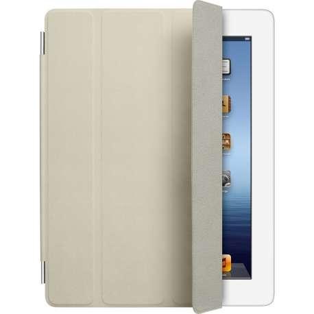 iPad Smart Cover - Cuir - Cream