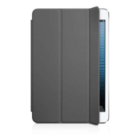 iPad mini Smart Cover Polyuréthane Gris Foncé