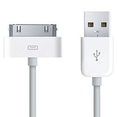Câble Apple Dock Connector vers USB