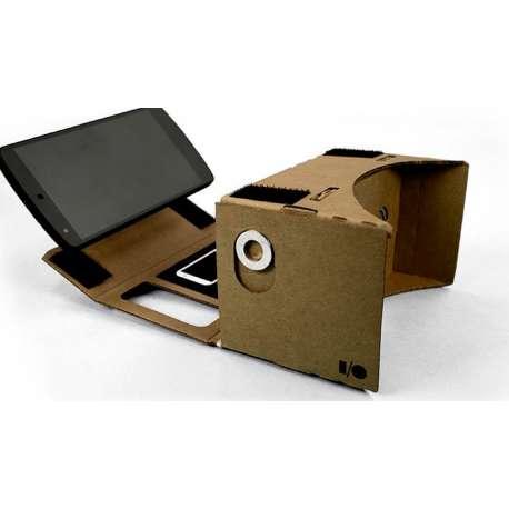 eb9531c887e05e Google Carton réalité virtuelle Lunettes 3D pour iPhone Samsung SmartPhones