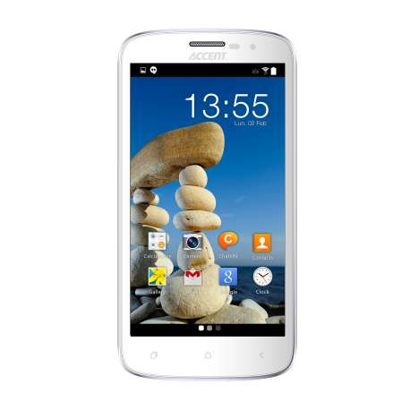 """ACCENT - Smartphone A500 Android 5"""""""
