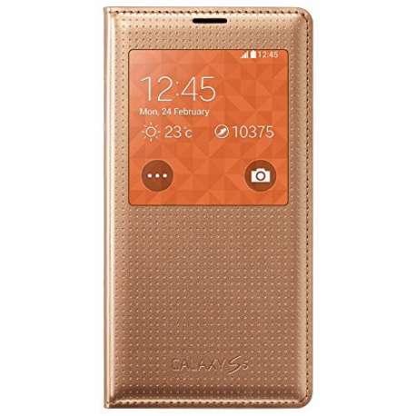 Samsung s view cover pour s5 mini Noir