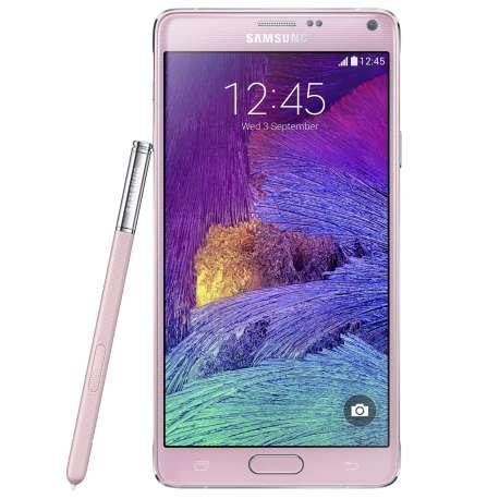 Samsung Galaxy Note 4 Rose 32 Go