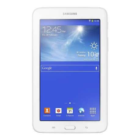 Samsung GALAXY Tab 3 Lite Wi-Fi / 3G Blanche