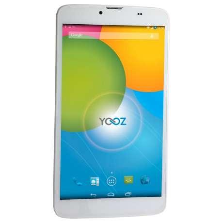 "YooZ PhonePad 700, 7"", Blanche, 4G, Dual Sim, 3G, Wi-Fi"