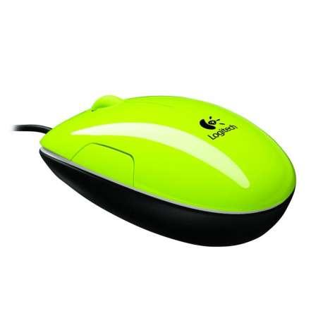 Logitech LS1 Laser Mouse (jaune)