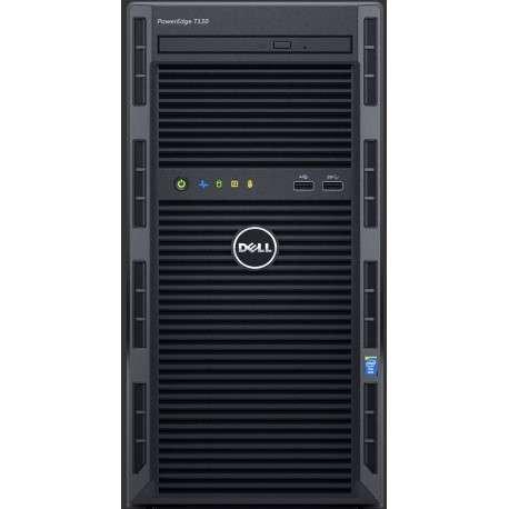 Serveur tour PowerEdge T130,4 GB RAM, 1 TB