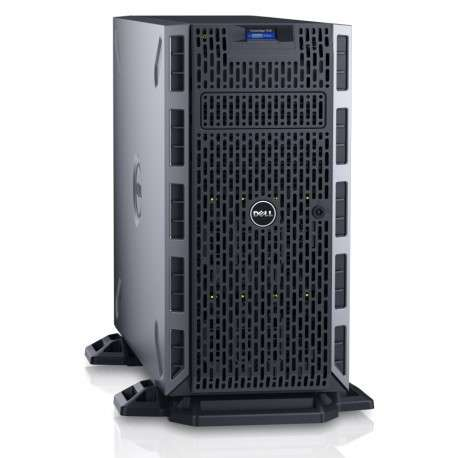 Serveur Dell PowerEdge T330 Tour, 2x 1TB, 8 GB RAM
