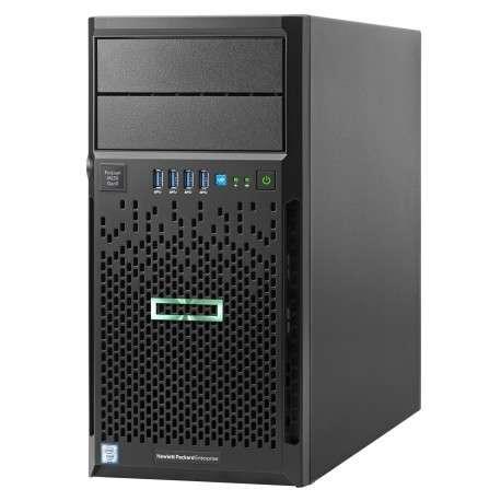 Serveur HPE ProLiant ML30 Gen9 E3-1220v5 1P 8GB-U SATA 2TB (2x1TB) 350W PS Server/GO