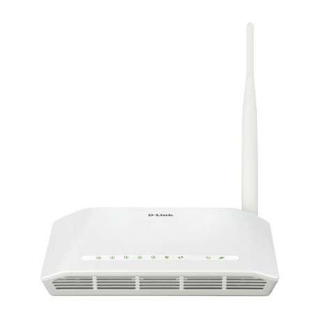 Routeur Modem Wi-Fi D-Link ADSL2/2+802.11n 150Mbps Wireless
