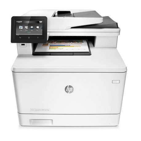 Imprimante HP Color LaserJet Pro MFP 477f (CF379A)