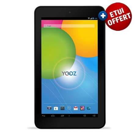 Tbalette YOOZ MYPAD703 BLACK ,QUAD CORE , 8GB,WIFI, BLUETOOTH (YPAD703)