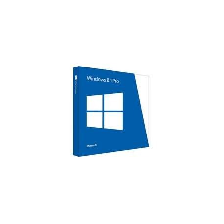 Microsoft Windows 8.1 Pro 32 bits (français) - Licence OEM (DVD)