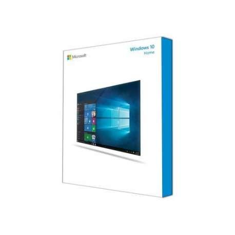 Microsoft Windows 10 Home 64 bits (français) DSP OEI - Licence OEM (DVD)
