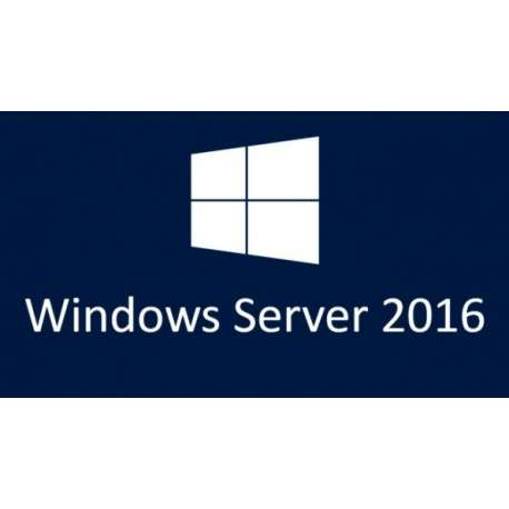 MS Windows Svr Std 2016 64Bit French 1pk DSP OEI