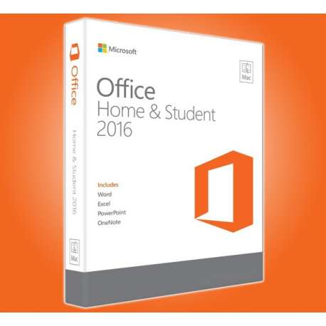 Microsoft Office Home and Student 2016 pour Windows