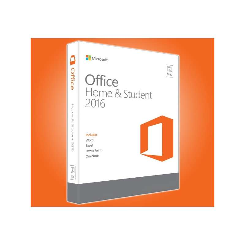 microsoft office home and student 2016 pour windows. Black Bedroom Furniture Sets. Home Design Ideas
