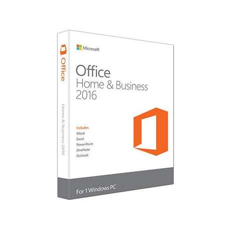 Agrandir l'image Microsoft Office Home and Business 2016 pour Windows - Français