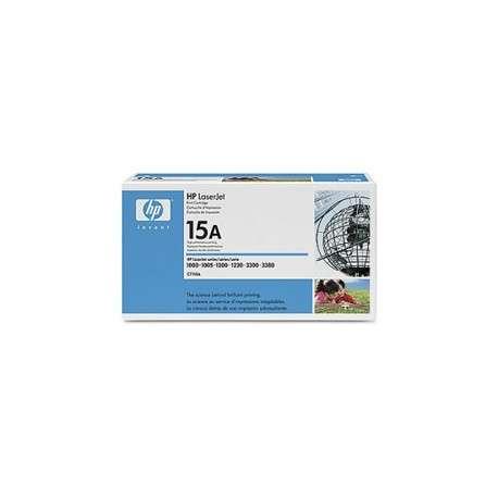 HP - Toner Noir LaserJet 15A - C7115A