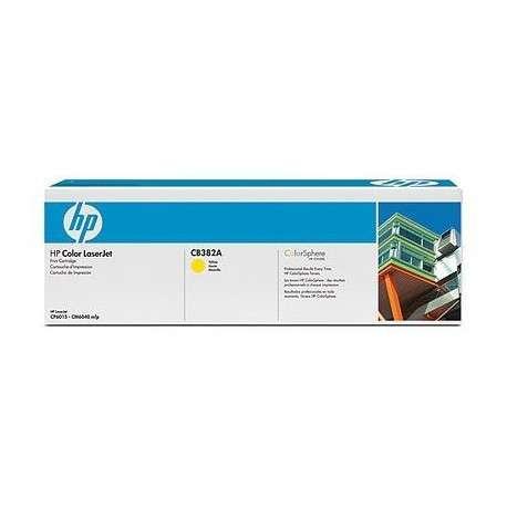 Toner jaune HP 824A LaserJet (CB382A)