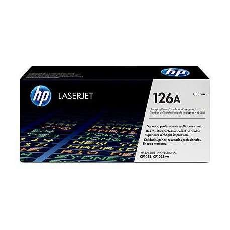 Tambour d'imagerie HP 126A LaserJet (CE314A)