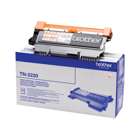 BROTHER Kit toner 2600 pages HL-22--/MFC-7---