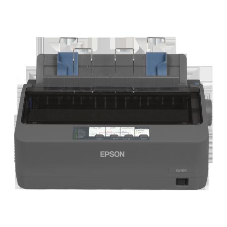 LQ 350 - 24 aiguilles 80 colonnes 347 CPS  Mutlticopie: 1+3 Ports: // série &  USB 2,0
