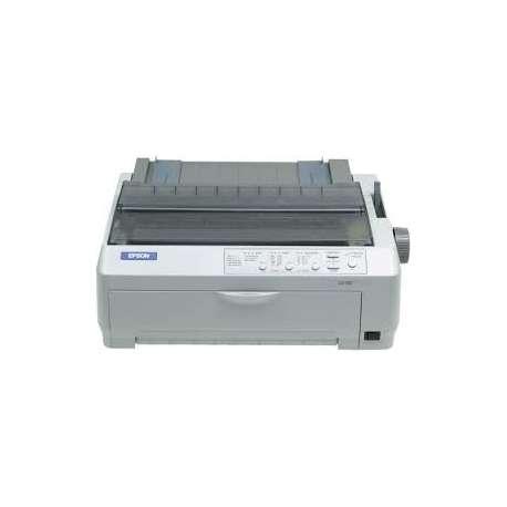 LQ 590 - 24 aiguilles 80 colonnes 529 CPS Mutlticopie: 1+4 Ports:  //&  USB