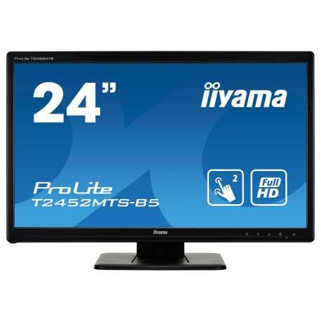 "Ecran iiyama 24"" LED Tactile - ProLite T2452MTS-B5"