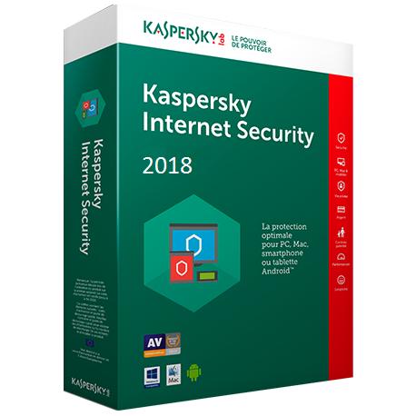 Kaspersky Internet Security 2018 Multi-Devices