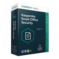 Kaspersky Small Office Security 5.0  - 5 servers + 50 postes