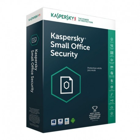 Kaspersky Small Office Security 5.0 - 1 servers + 5 postes