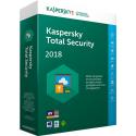 Kaspersky Total Security 2018 5 Postes Multi-Devices