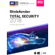 BITDEFENDER TOTAL SECURITY 2018 1AN 5 PC