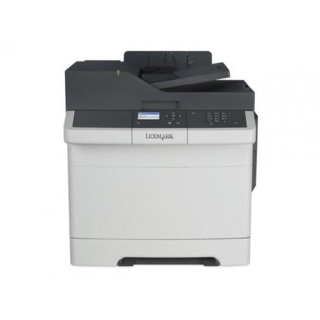 Multifonction 4 EN 1 Imprimante laser couleur Lexmark CX417de (28DC561)