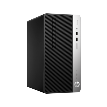 HP 400G4 MT i7-7700 8GB 1TB NVIDIA GT730 2GB FreeDos