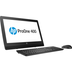 "Ordinateur tout-en-un HP ProOne 400 G3 20"" Non-Tactile"