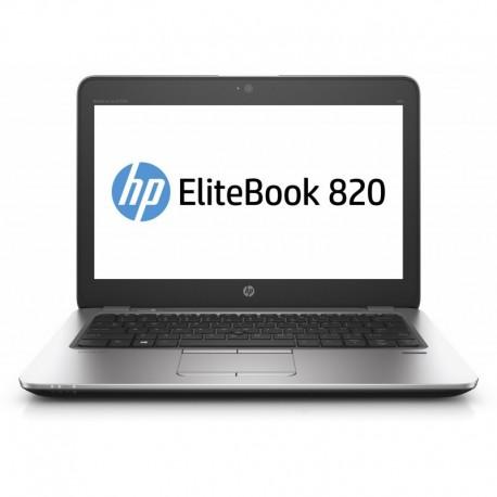 """HP 820 G4 i7-7500U 12.5"""" 8GB 256GB SSD W10p64 3Yrs Wty"""