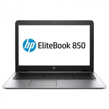 """ORDINATEUR PORTABLE ELITBOOK HP 850 G4 i7-7500U 15.6"""" 8GB 256GB W10p64 3Yrs Wty"""