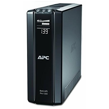 Onduleur  Line Interactif APC  Back-UPS Pro 1500VA, LCD, 230V