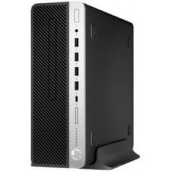 ORDINATEUR HP PRODESK 600 G3 forme SFF i3-4GB-500GB