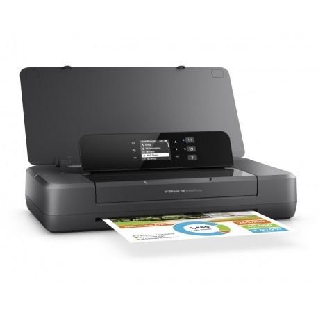 Imprimante portable HP Officjet 202 Mobile