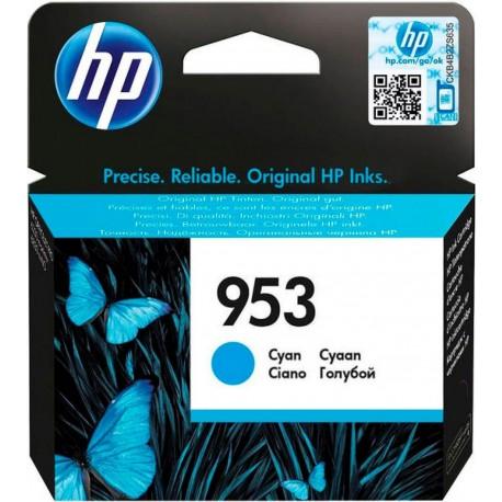 HP 953 cartouche d'encre cyan conçue par HP