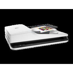 scanner HP à plat Scanjet Pro 2500 f1 20ppm/4