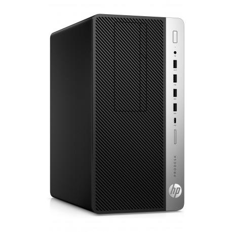ORDINATEUR DE BUREAU HP 600G3MT i3-7100 4GB 500GB W10p64