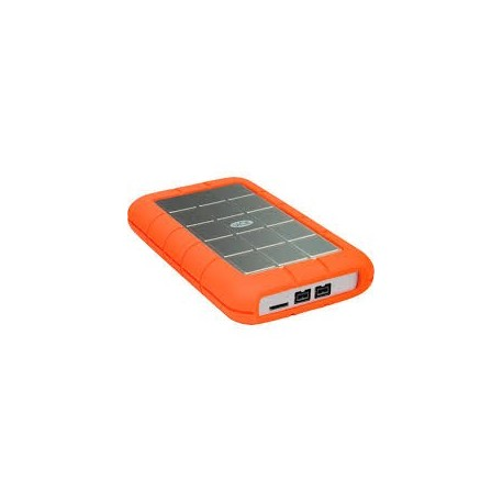 Disque dur LACIE Rugged Triple 2TB USB 3.0 & FireWire 800 5400RPM