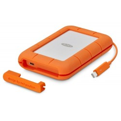 "DISQUE DUR LACIE RUGGED Thunderbolt 2 To - 2.5"" USB 3.0"